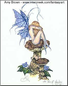 Amy Brown Fantasy Art Uk